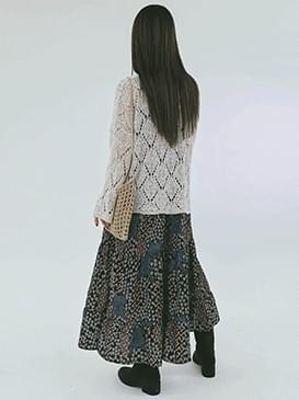 Girls Net Knitwear
