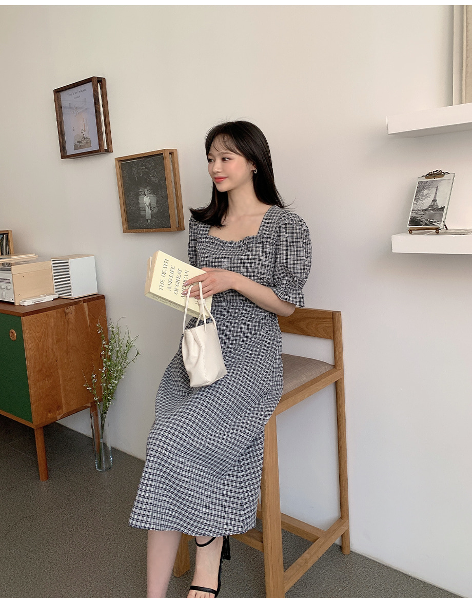 리리앤코 셔블리 미니 토트백