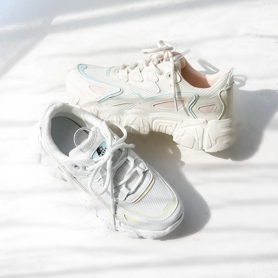 Sweet Candy Ugly sneakers 4cm