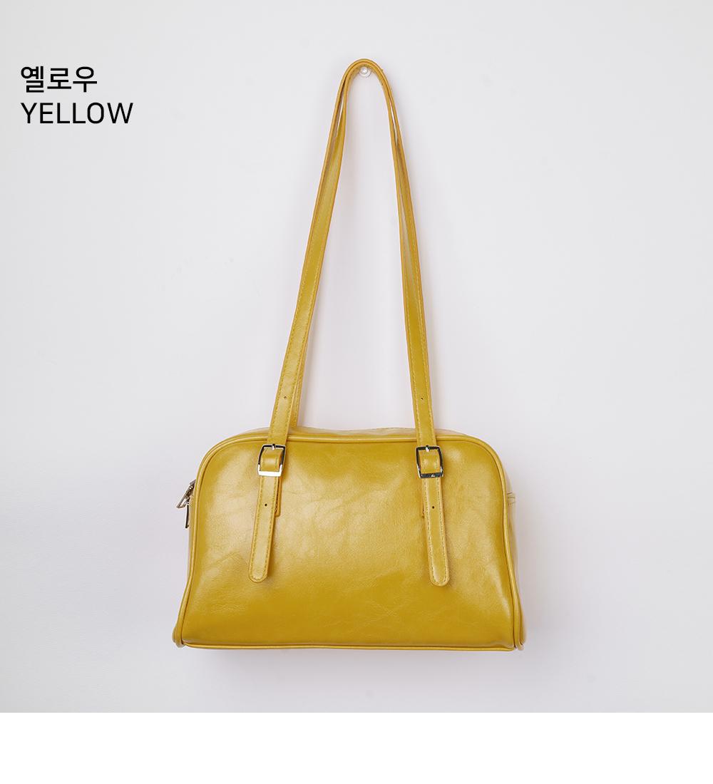 Sayton Square leather shoulder bag