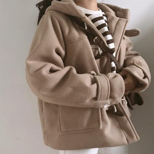 Coco Tteokbokki Short Coat
