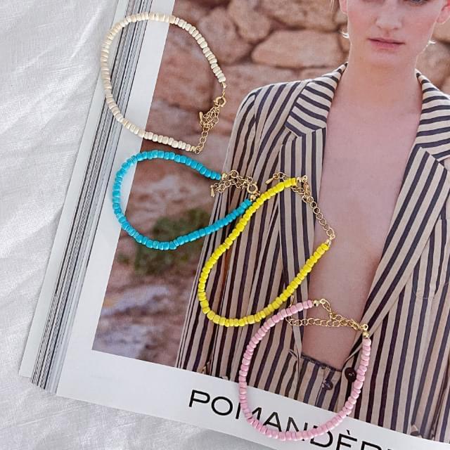 Vivid Daily Wood Bracelet