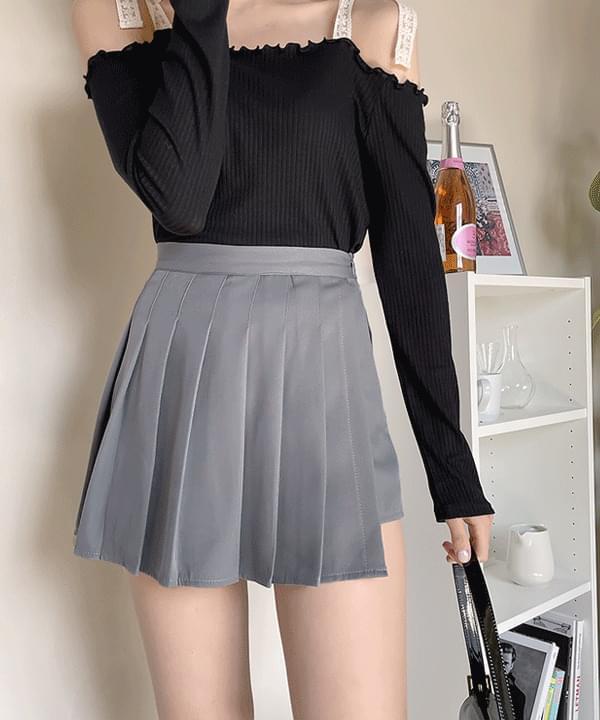 Benefit Tennis Unfoot Skirt Pants 2color