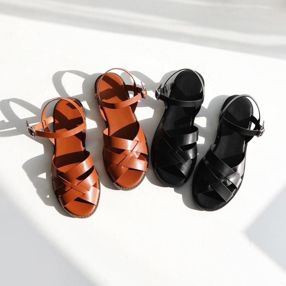 Zero robe slingback sandals 1 cm