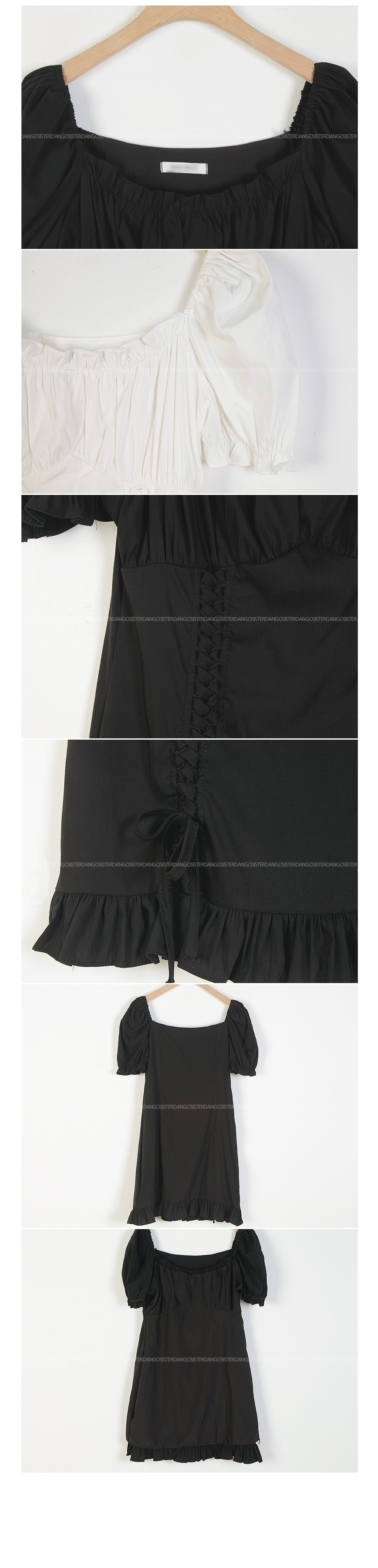 ★Planning★ Femme string mini ops can be produced as an off-shoulder
