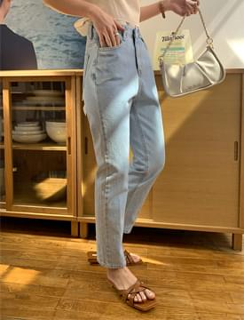 Ice Slim Date Denim Pants