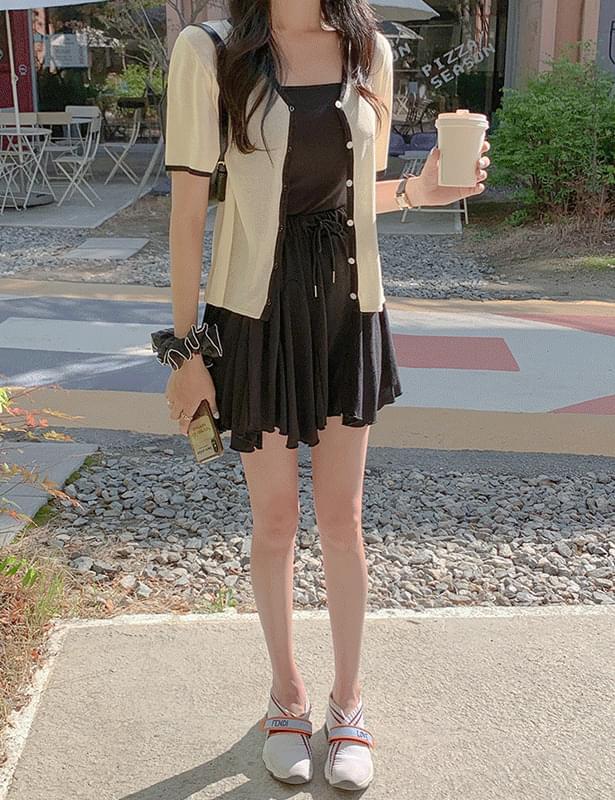 Melit Banding Cancan Skirt
