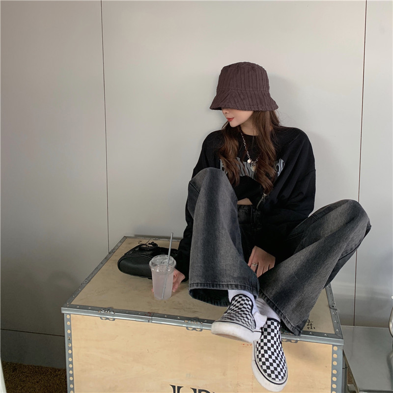바지 모델 착용 이미지-S1L2