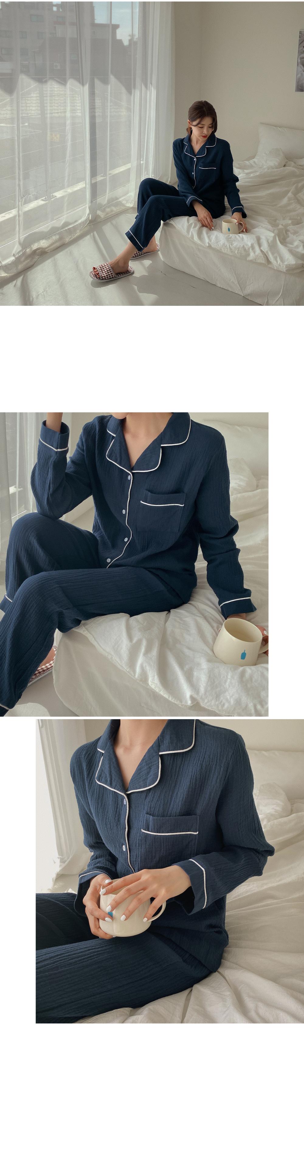 Holiday Pajama-3color