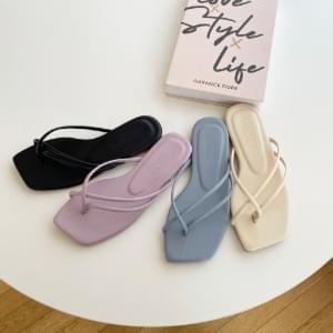 Basic Cushion Slippers