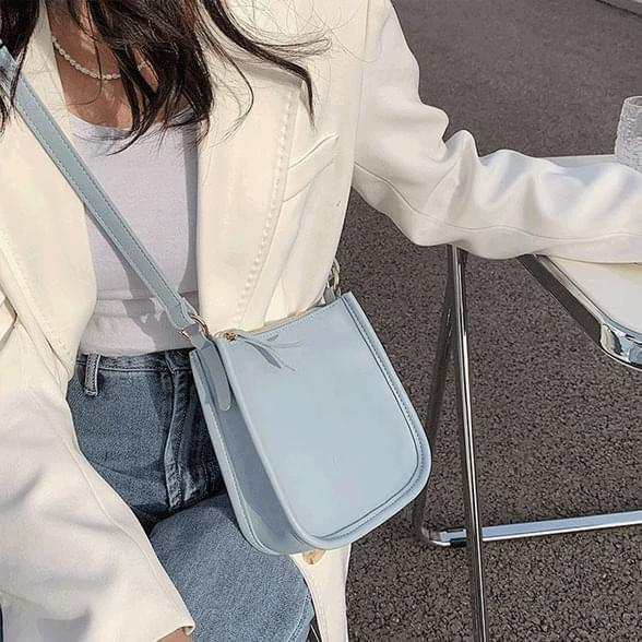 Rabba square shoulder bag