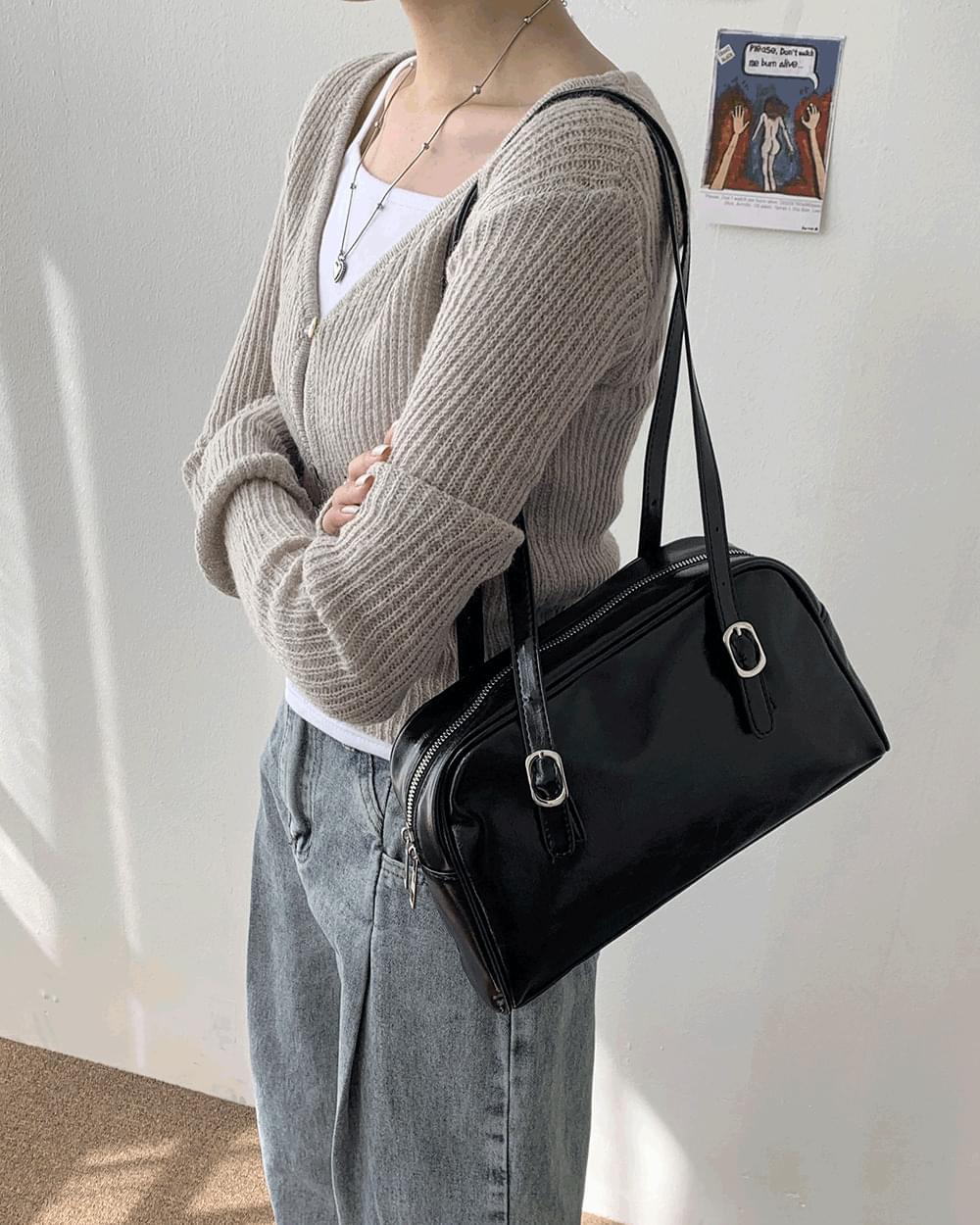 Bookie Mini Baguette School Look Shoulder Bag