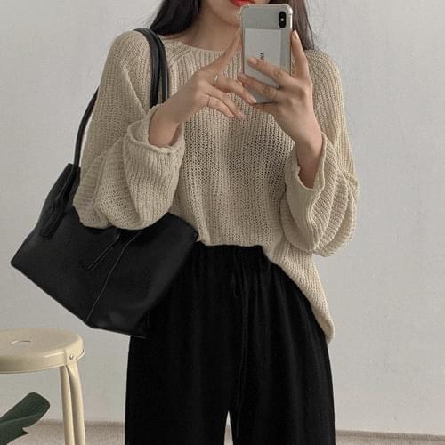 Seogul Seoglooz Spring Knitwear