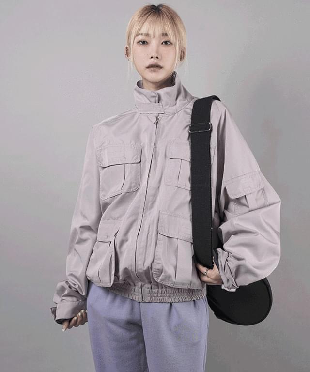Danzel Pocket Field Jacket
