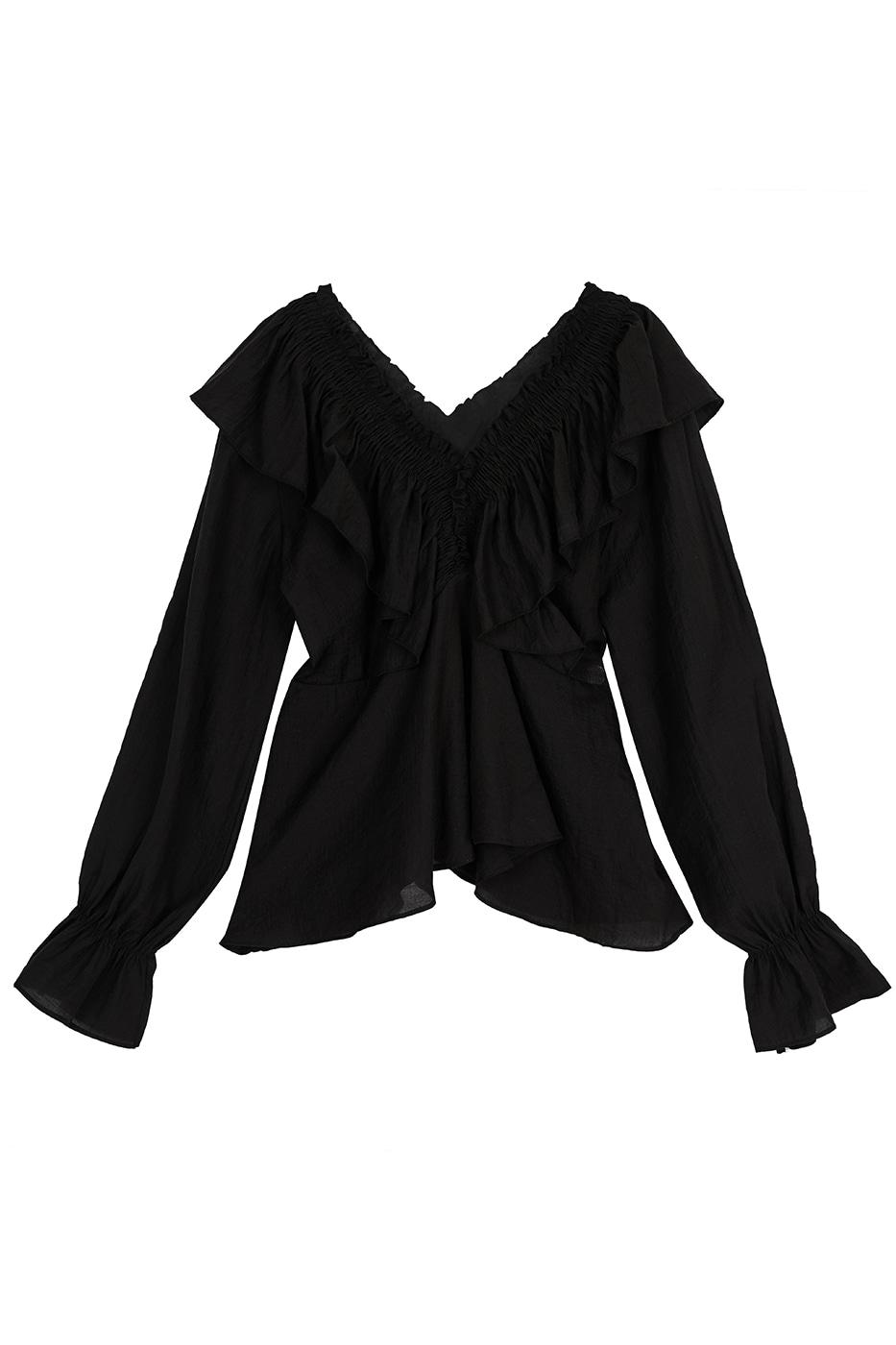 Eli off-shoulder blouse