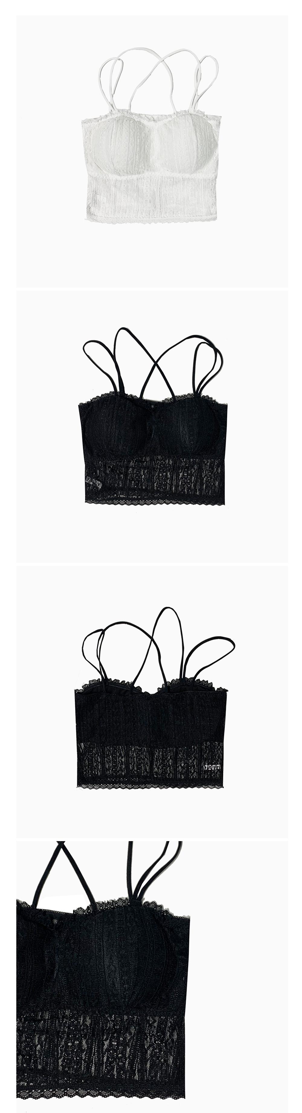 Loa lace bustier