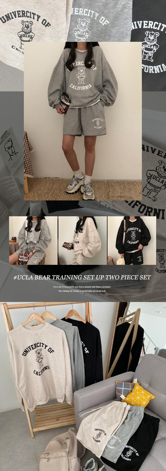 Ukla Bear Training Setup Two-Piece Set