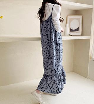 Leopard Thong Dress #39023