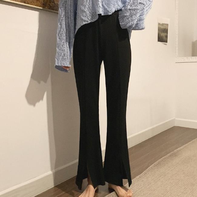 I want to wear it every day, split pants