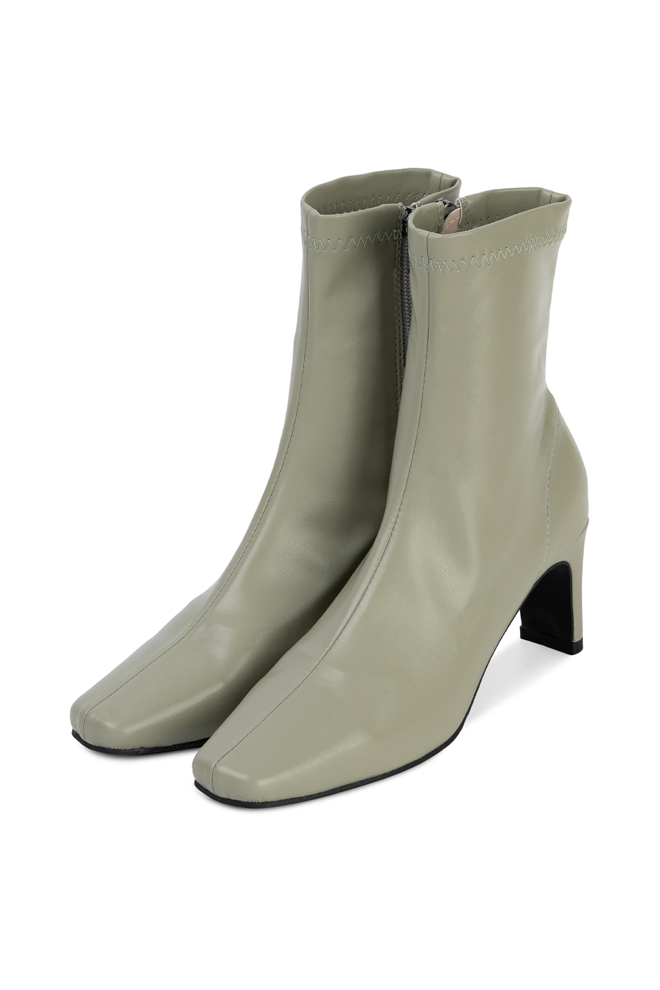 Muse high heel ankle boots