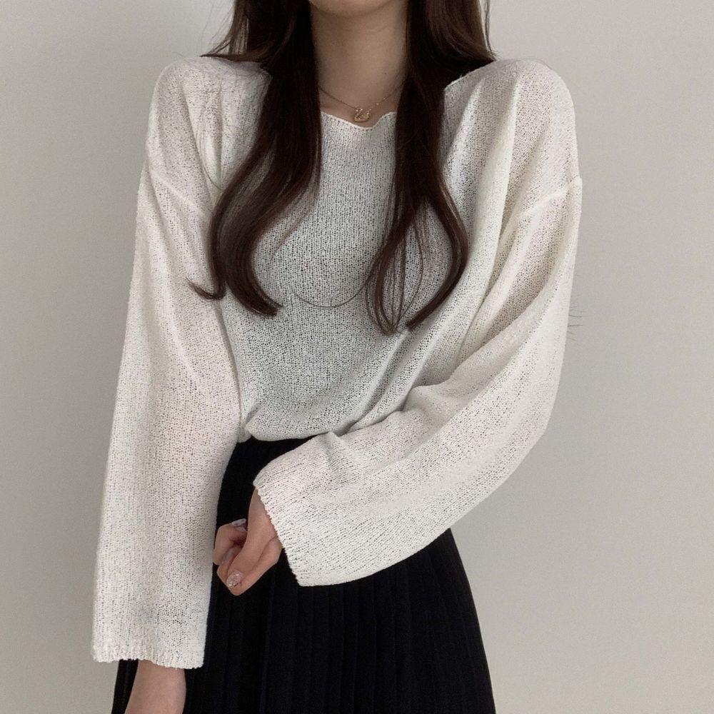 Yeori Yeori Boat Neck Knitwear
