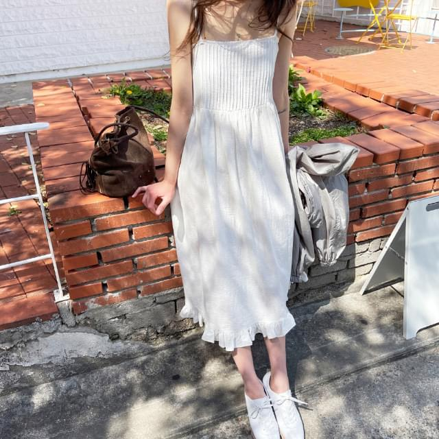 Loria sleeveless Dress (Delayed delivery)