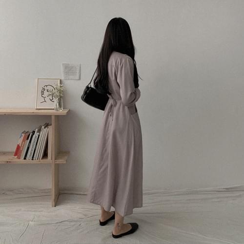Pod String Dress