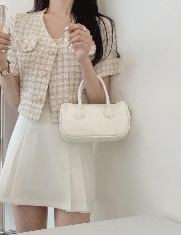 Robic mini pleated skirt