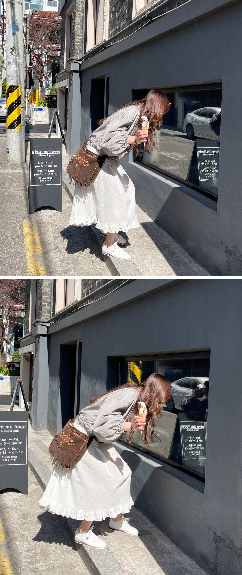 Loria sleeveless Dress