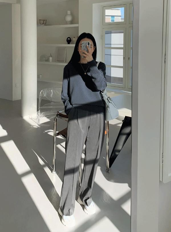 Blanc pants / gray