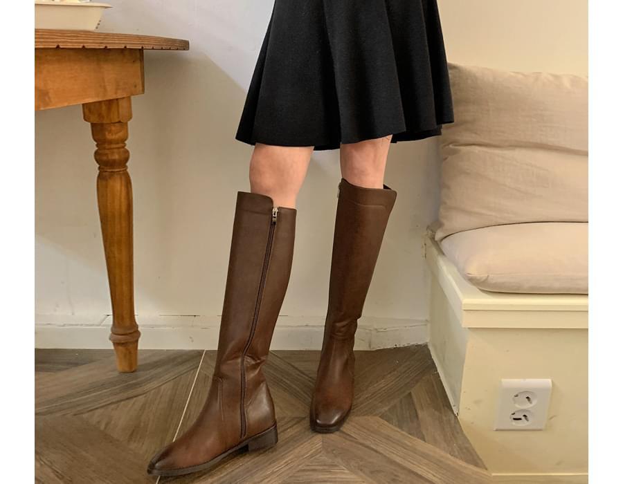 Mood Basic Long Boots