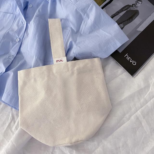 Teryl Cotton Mini Tote Bag