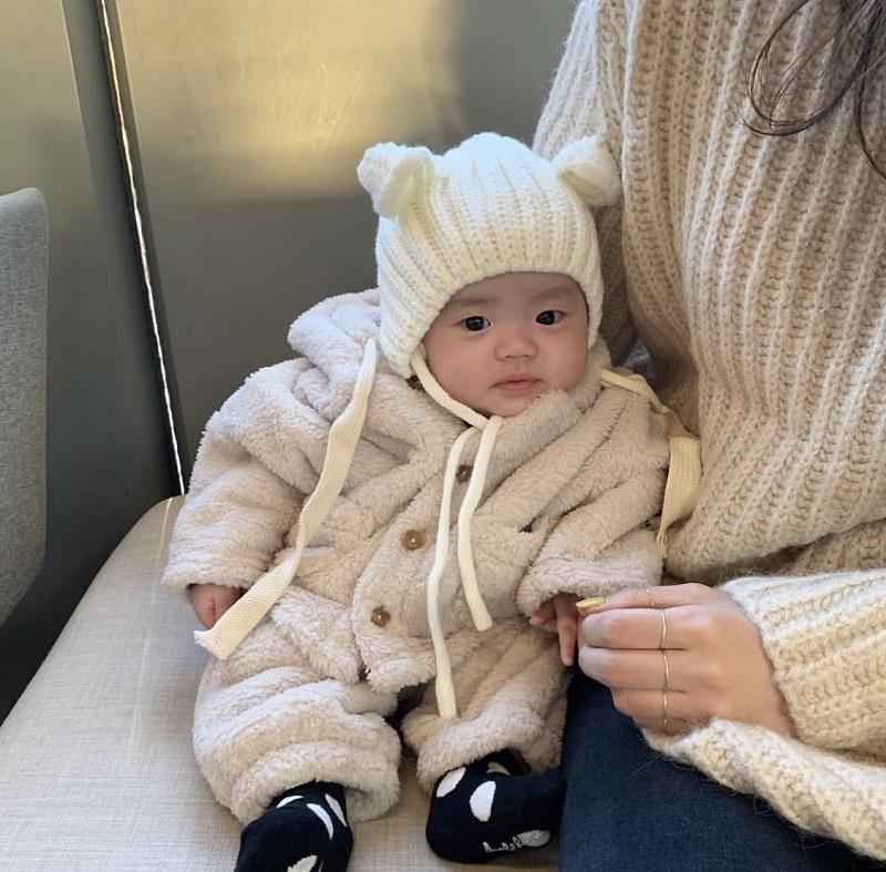 Bear Knitwear Hat