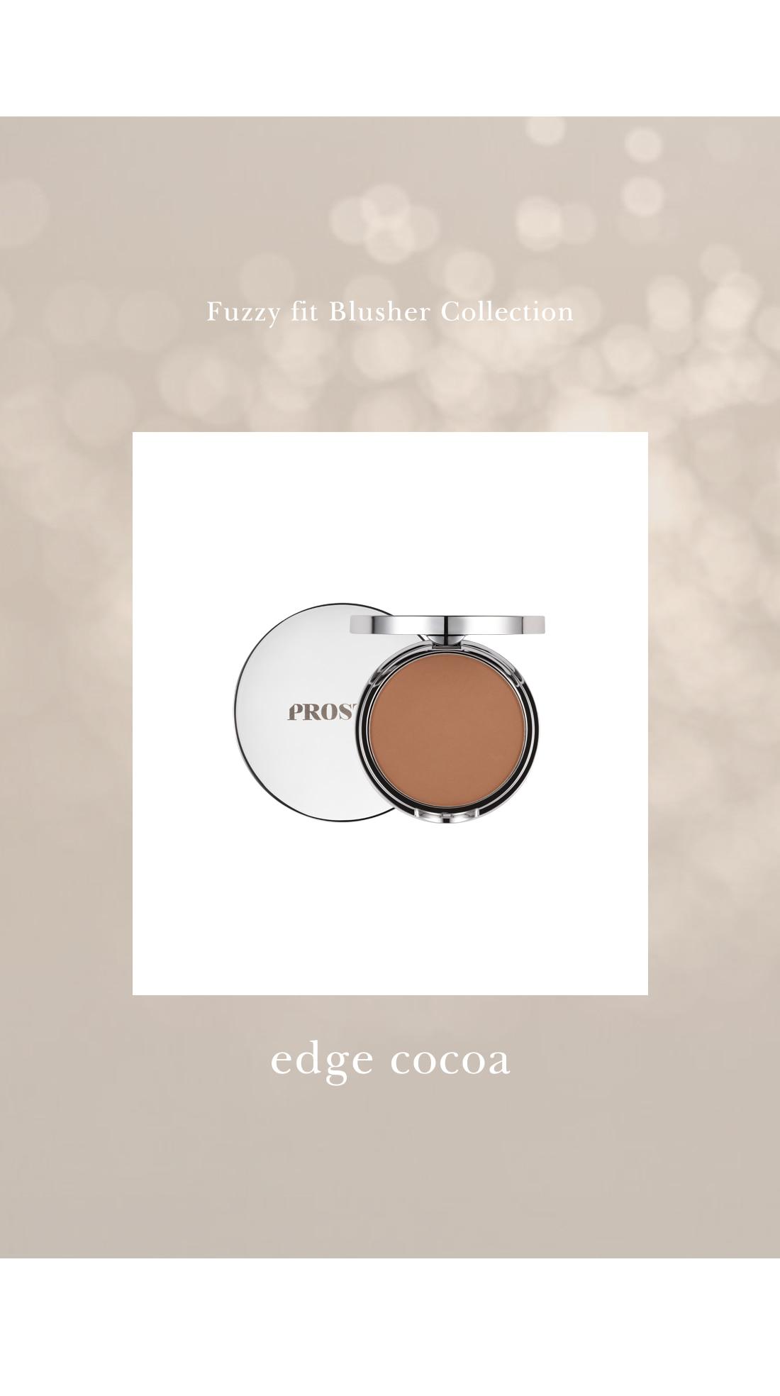 sale) 003 Fuzzy Fit Blusher Edge Cocoa