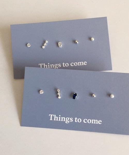 twinkle earring set