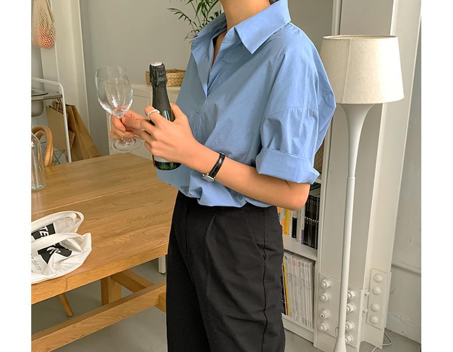 Pretzels Short Sleeve Shirt