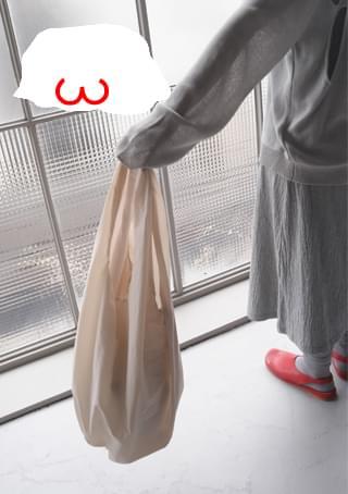 crispy easy shoulder bag