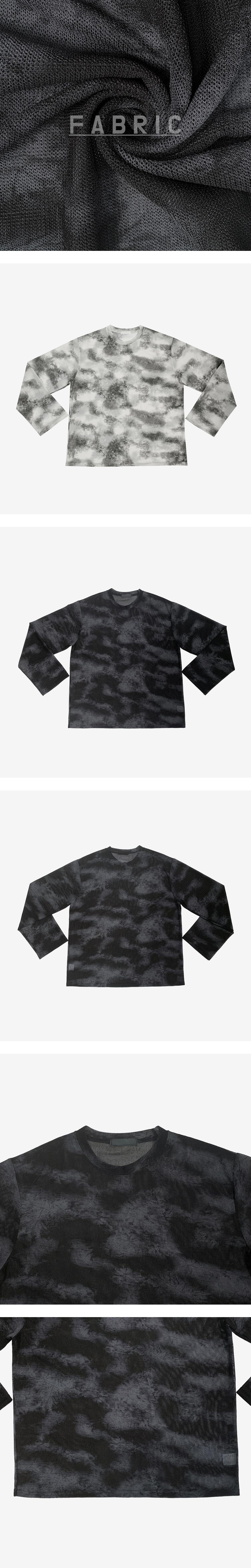 Kitz mesh T-shirt