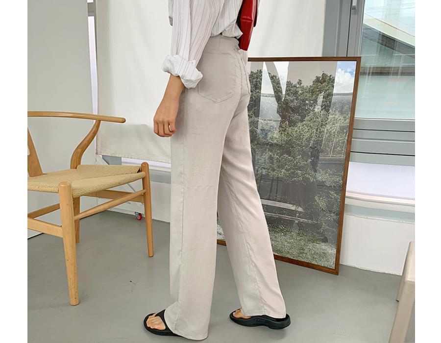 Maiden Linen Date Pants