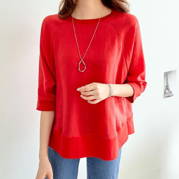 Linen 7 Sweatshirt #107067