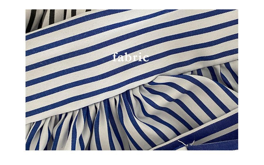 Adven Zulji puff short-sleeved blouse