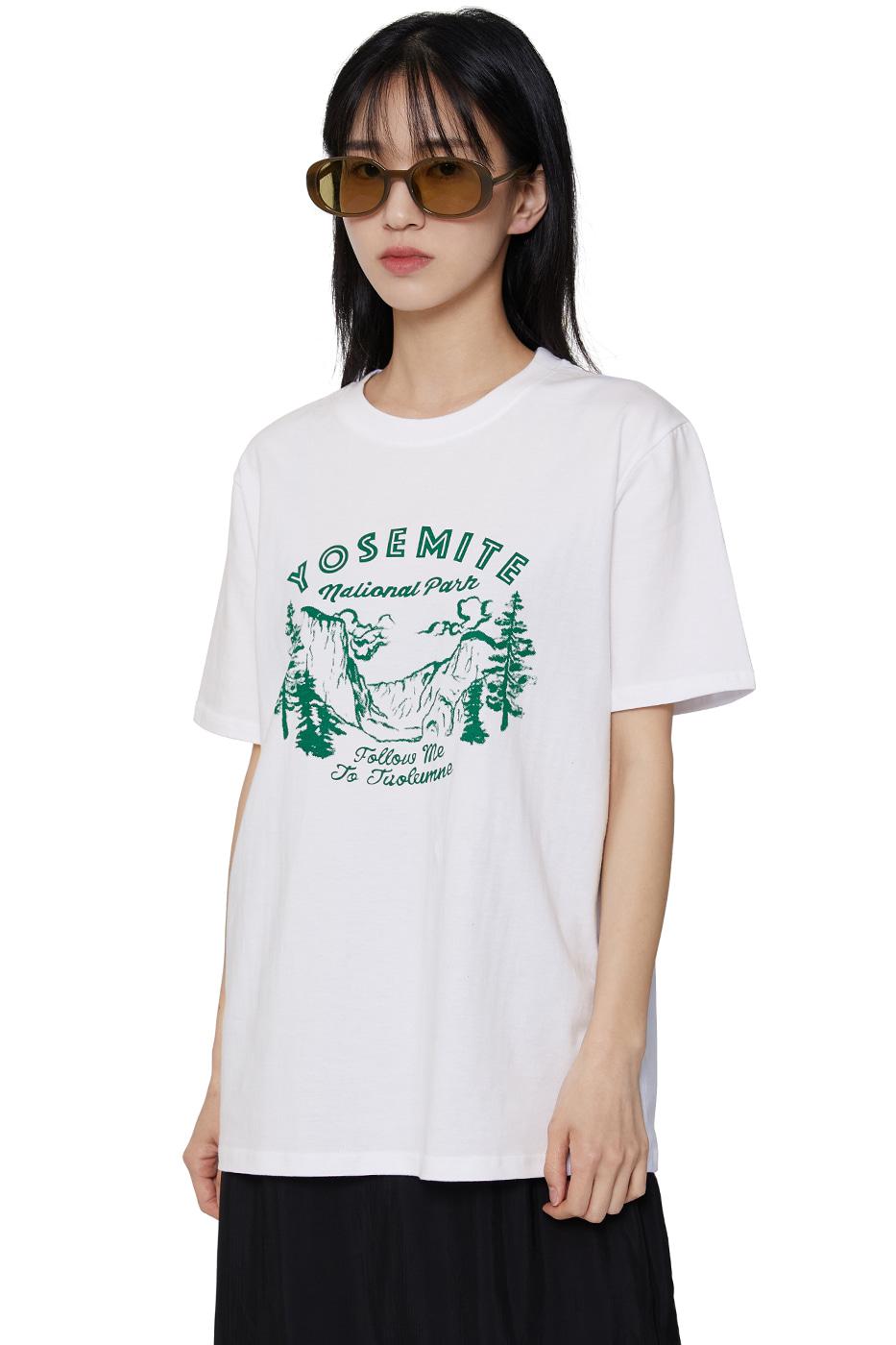 Dunt printed T-shirt