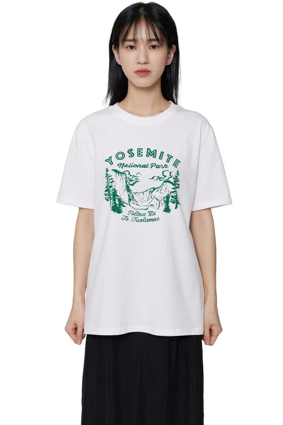 Dunt printed T-shirt (Delayed delivery)