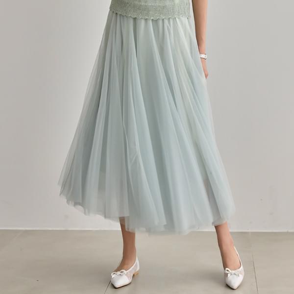 Hello Harvey Mysterious A-line Ballerina Shasha Skirt Part 4 #51232
