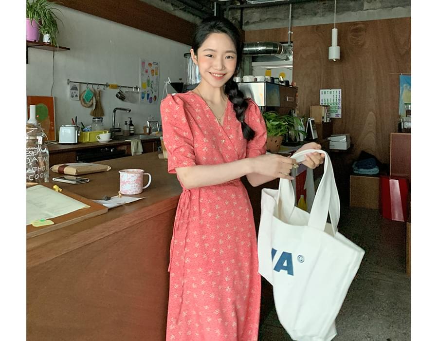 SWA Lettering Cotton Tote Bag