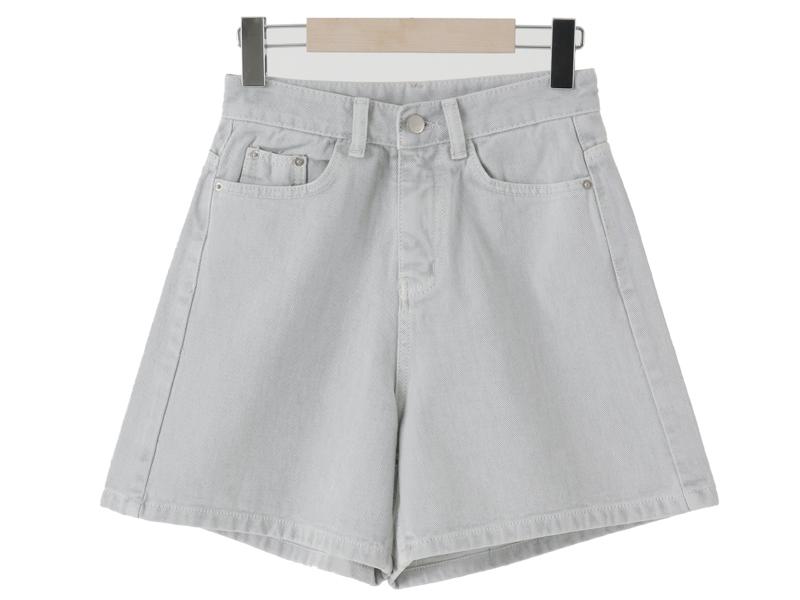 Color Faded half pants