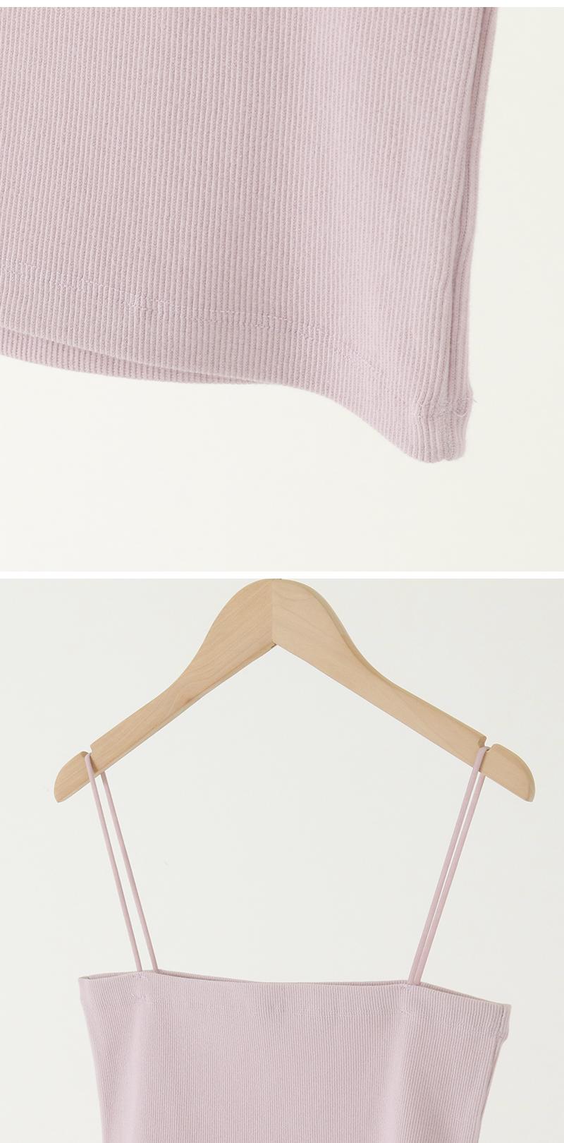 Soft cotton crop top
