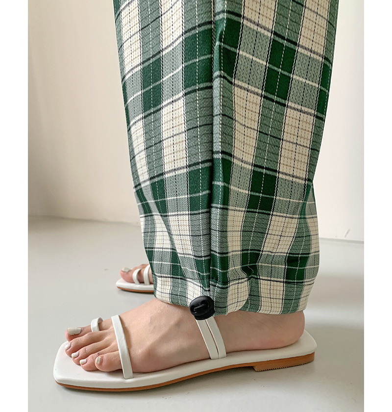 Double Strap Point Toe Slippers