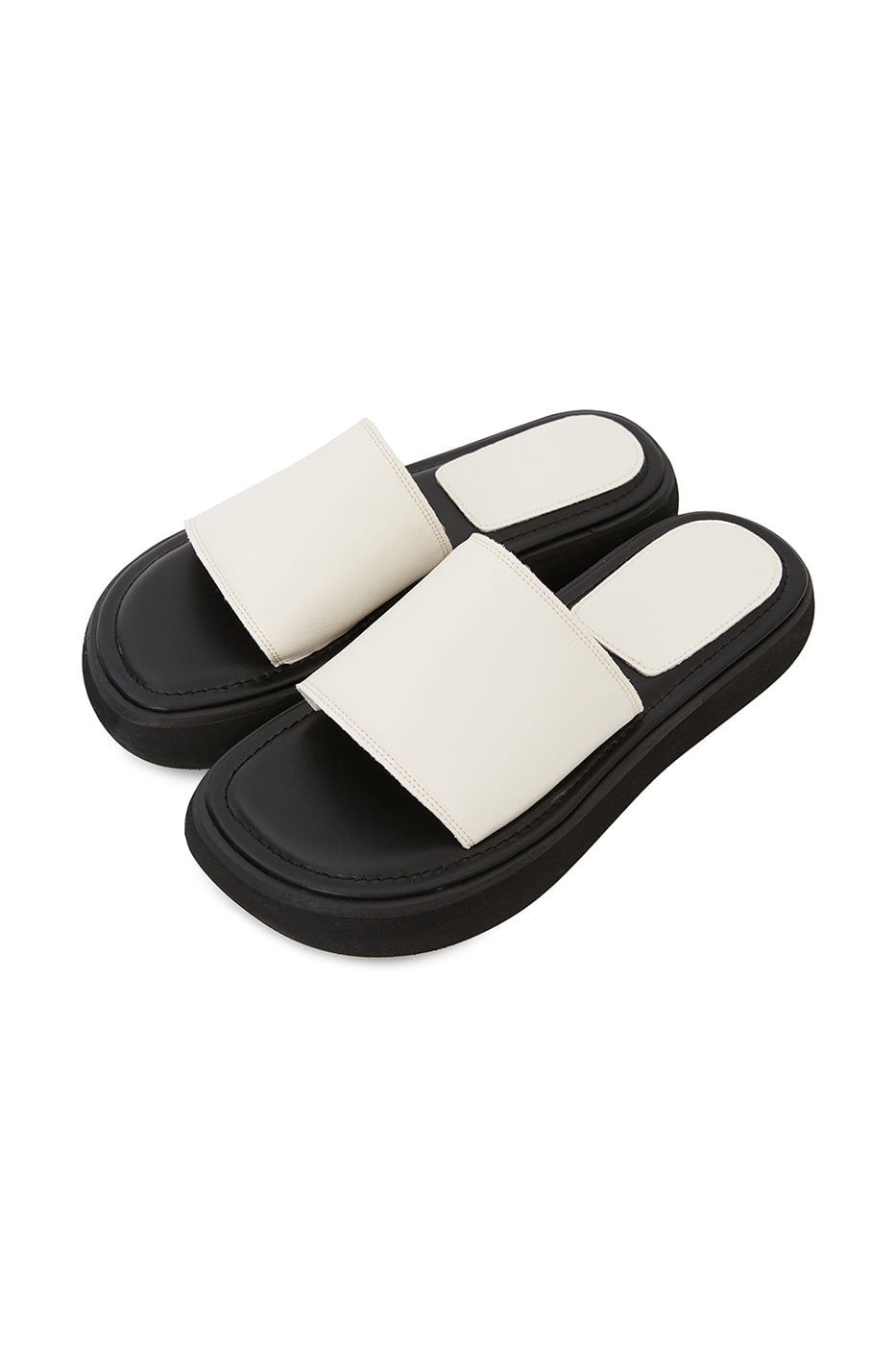 Major platform sandals