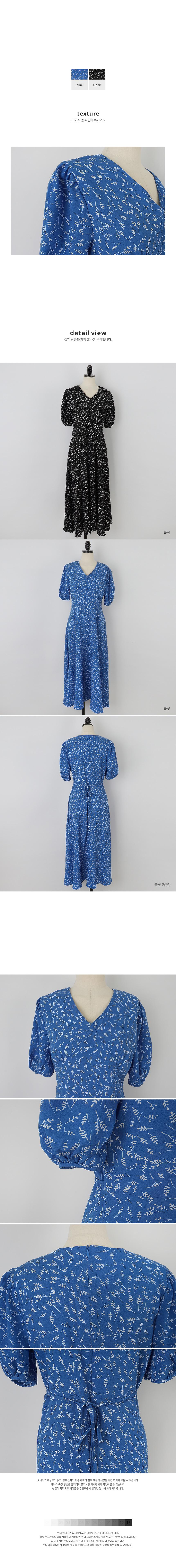 Rone printing Dress